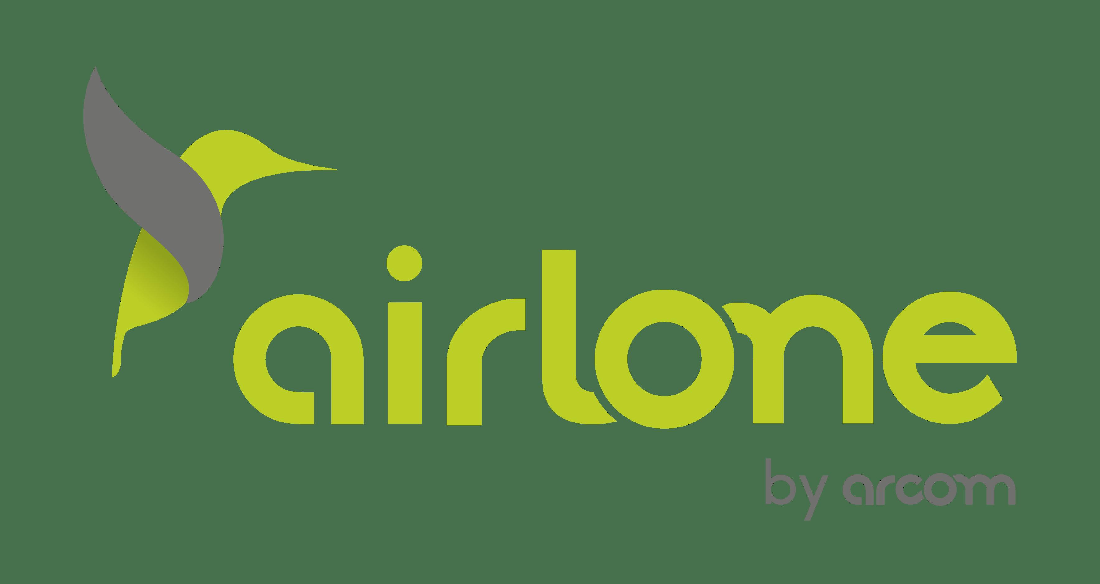 Logo Airlone by Arcom