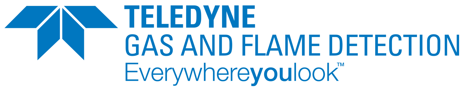 Logo Teledyne Gas and Flame Detection